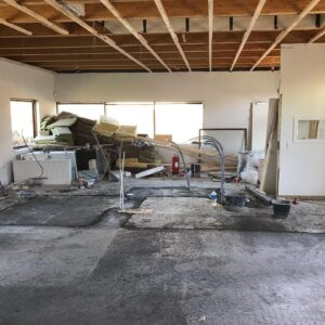 More renovation photos